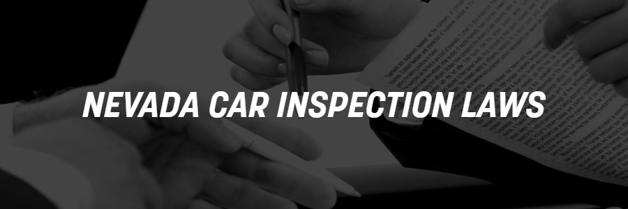 Car Inspection Laws in Nevada